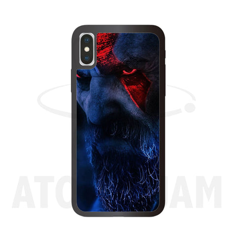 Case Iphone Diseño God of War Kratos - Atomic Jam