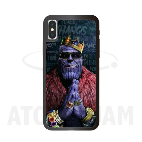 Case Iphone Diseño Thanos The Avengers