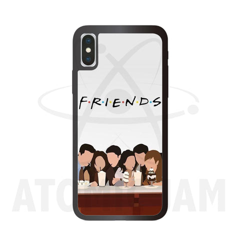 Case Iphone Diseño Friends - Atomic Jam