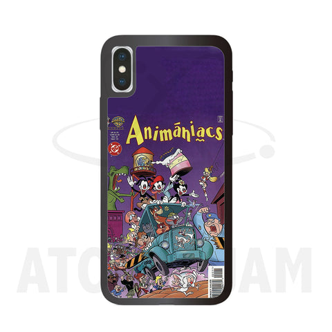 Case Iphone Diseño Animaniacs - Atomic Jam