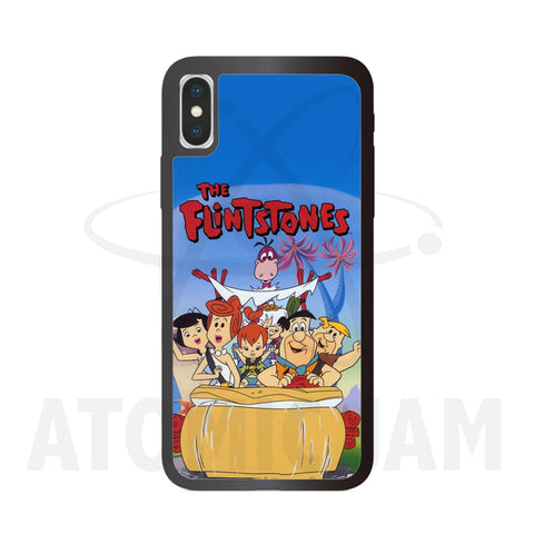 Case Iphone Diseño The Flintstones