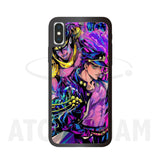 Case Iphone Diseño Jojos Adventure Jotaro - Atomic Jam