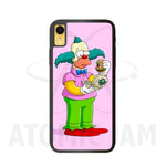 Case Iphone Diseño Krusty The Clown The Simpson - Atomic Jam