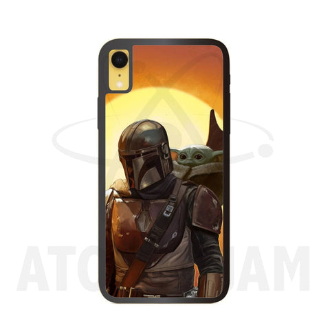 Case Iphone Diseño The Mandalorian 1 - Atomic Jam