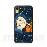 Case Iphone Diseño Coraline - Atomic Jam