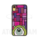 Case Iphone Diseño Monster Inc Mike Wazowski - Atomic Jam
