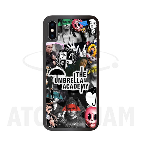 Case Iphone Diseño The Umbrella Academy - Atomic Jam