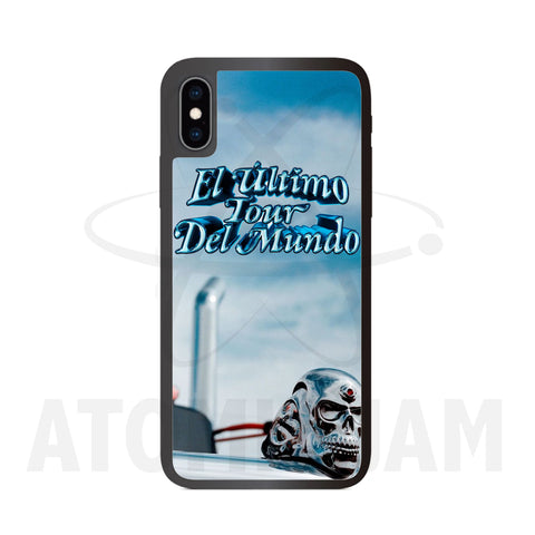 Case Iphone Diseño Bad Bunny El Ultimo Tour Del Mundo - Atomic Jam
