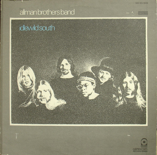 Allman Brothers Band* - Idlewild South