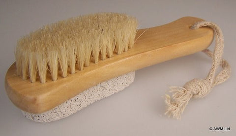 AW Pumice Backed Brush