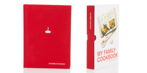 SK My Family Cookbook