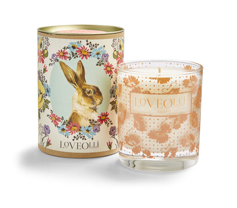 Love Olli Scented Candle-Pocketful of Posies