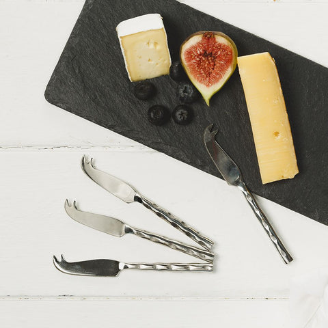 JS Mini Antler Cheese Knives Set of 4