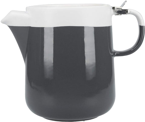 KC Cool Grey 4 Cup 1.2L Teapot - Barcelona
