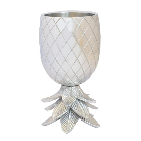 UBS Pineapple Goblet-Silver
