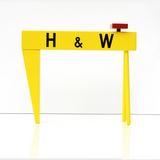 Cowfield Design H&W Crane Lrg