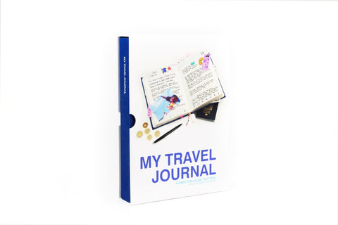 SK My Travel Journal