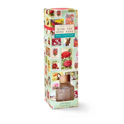 Love Olli Reed Diffuser-Wish You Were Here