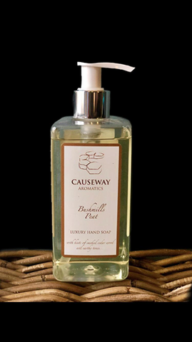 Causeway Aromatics Liquid Hand Soap-Bushmills Peat