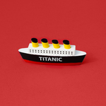 Cowfield Design Mini Titanic Model