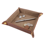 DLCO David Aster Accessory/Valet Tray-Tan