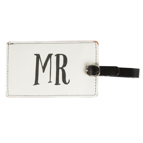 S&B Mr Luggage Tag