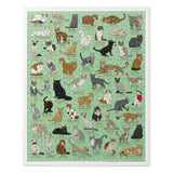 W&W Cat Lovers Jigsaw Puzzle