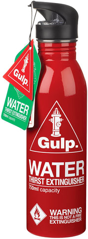 W&W Gulp Extinguisher Water Bottle