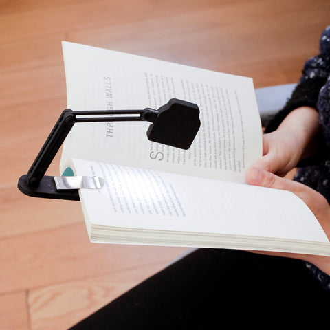 KK Slim Folding Book Lamp