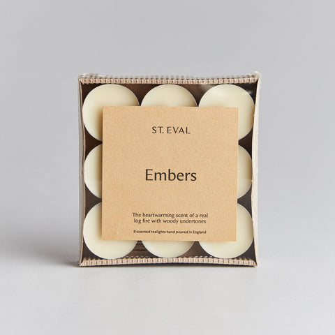 ST Eval Scented Tealights - Embers