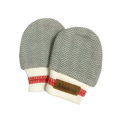 KC Cottage Scratch Mitts - Driftwood Grey