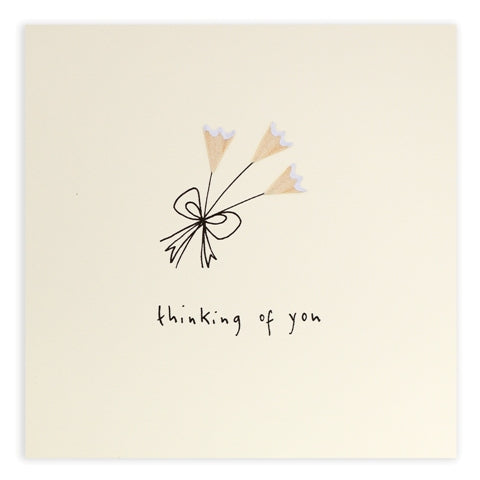 Ruth Jackson Thinking Of You Card