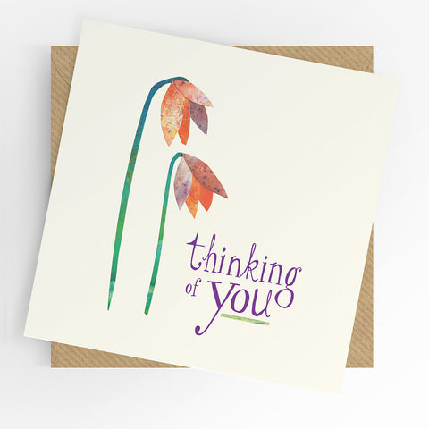 UTWT Thinking Of You card