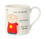 MCL Rosie Made A Thing Mug-You're The Man