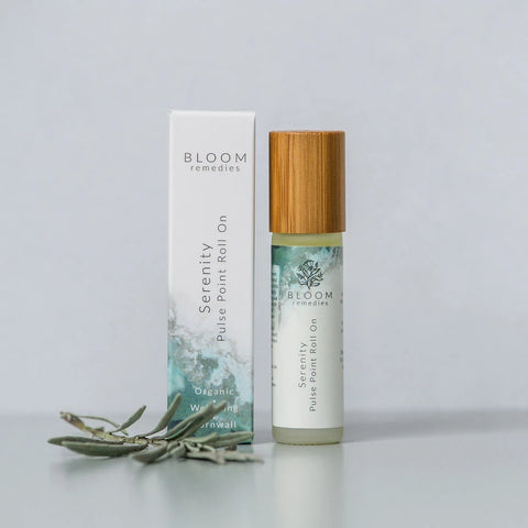Bloom Remedies Serenity Pulse Point Roll-On