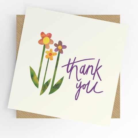 UTWT Thank You Card