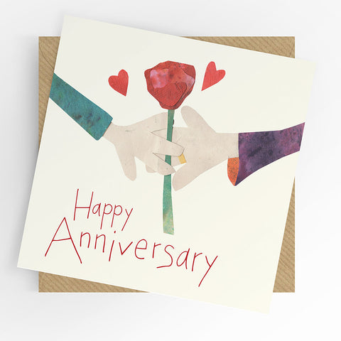 UTWT Happy Anniversary Card