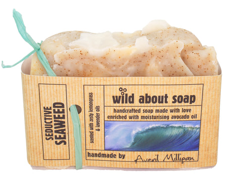 Wild About Soap-Seductive Seaweed