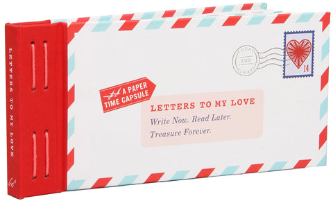 CBK Letters To My Love: Write Now. Read Later. Treasure Forever