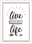 SBK Live Your Best Life Book