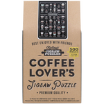 W&W Coffee Lovers Jigsaw Puzzle-Box