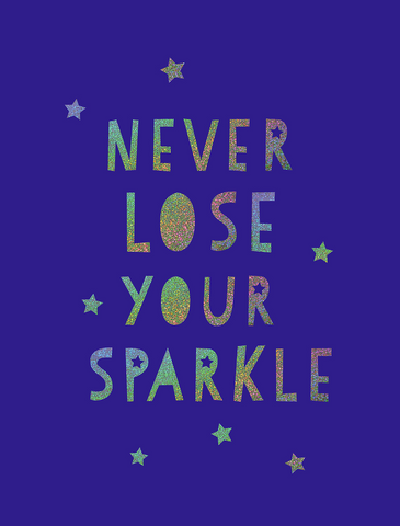 SBK Never Lose Your Sparkle Book