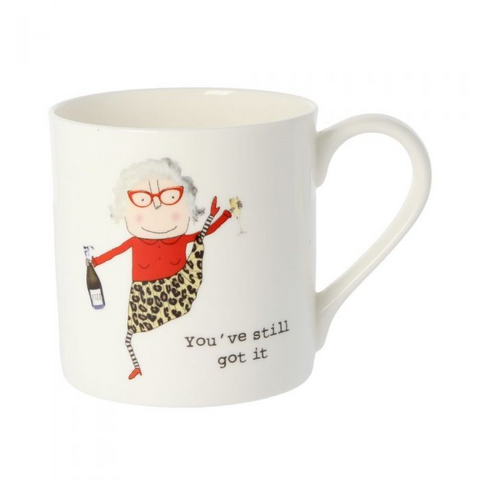 MCL Rosie Made A Thing Mug-You've Still Got It