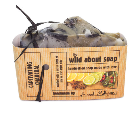 Wild About Soap-Captivating Charcoal