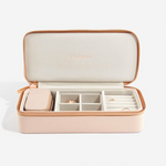 Stackers Large Jewellery Travel Box-Blush