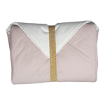 KC Organic Cotton Baby Changing Pad - Mauve