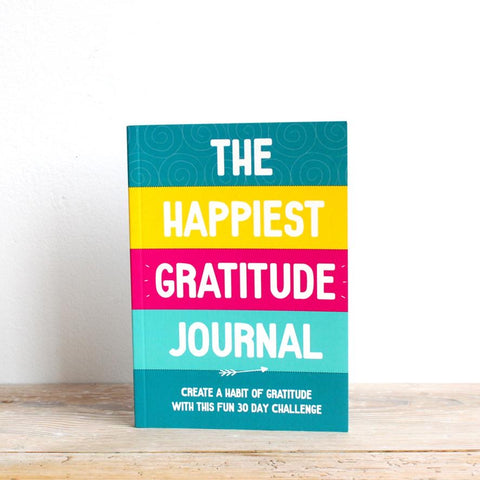 Itty Bitty Book Co The Happiest Gratitude Journal