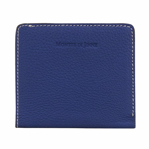 Italian Leather Wallet-Royal Blue