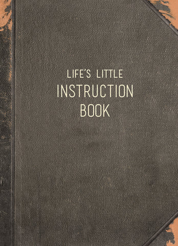 SBK Life's Little Instruction Book