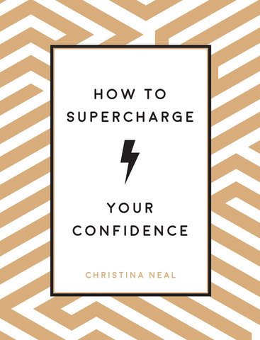 SBK How To Supercharge Your Confidence Book